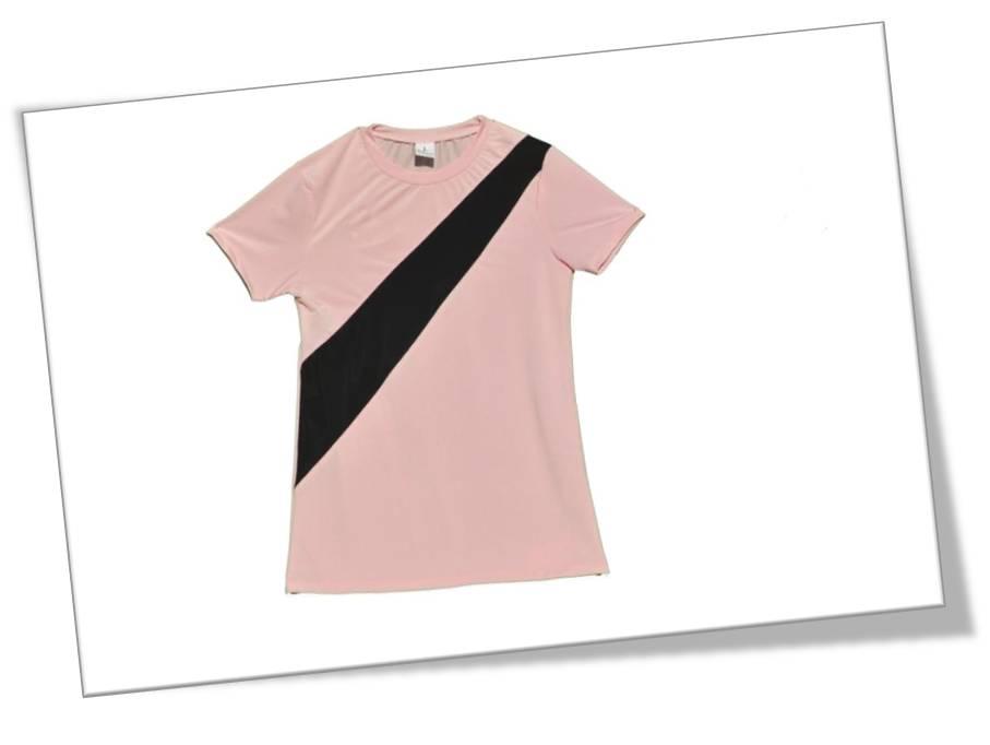 Camsieta rosa