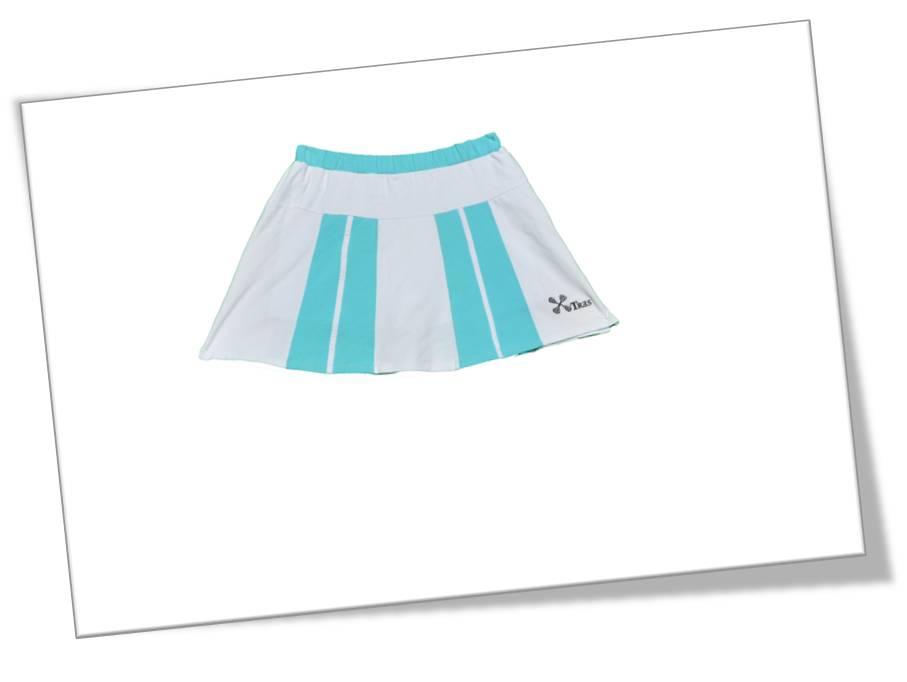 Falda celeste
